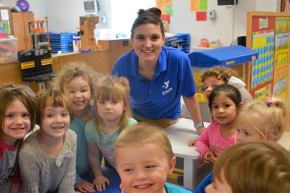 Batavia Christian Child Care Center | YMCA of Greater Cincinnati