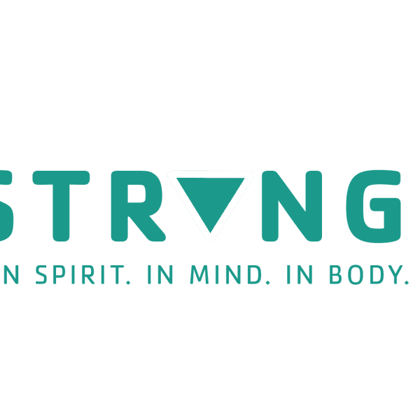 Strong Logo Turqoise
