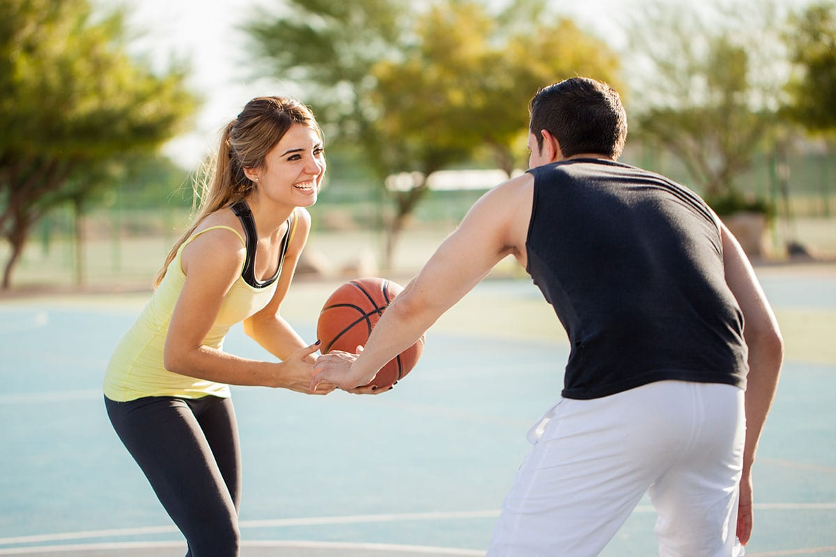Basketball Programs | Exercise outside | Central Parkway YMCA | Locations | YMCA of Greater Cincinnati