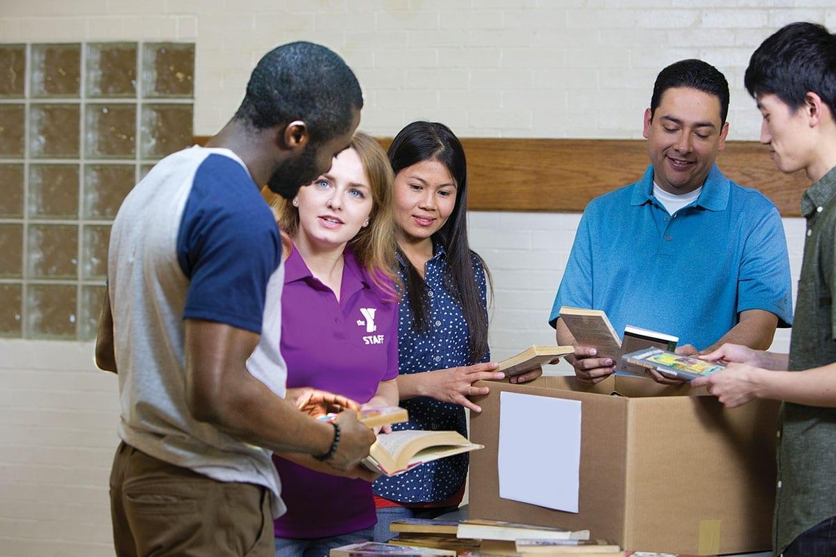Annual Impact Report | Give | YMCA of Greater Cincinnati