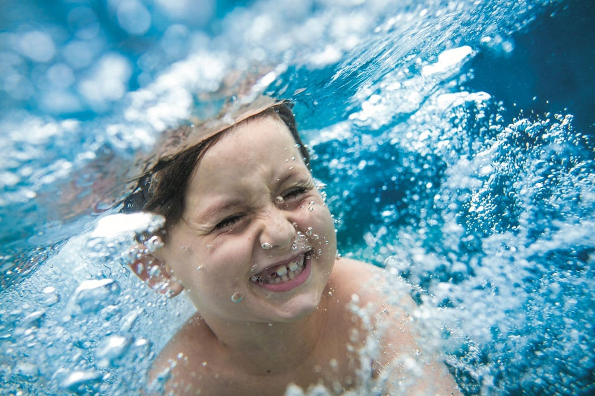 Swimming | Waterproof your kids | Programs & Activities | YMCA of Greater Cincinnati