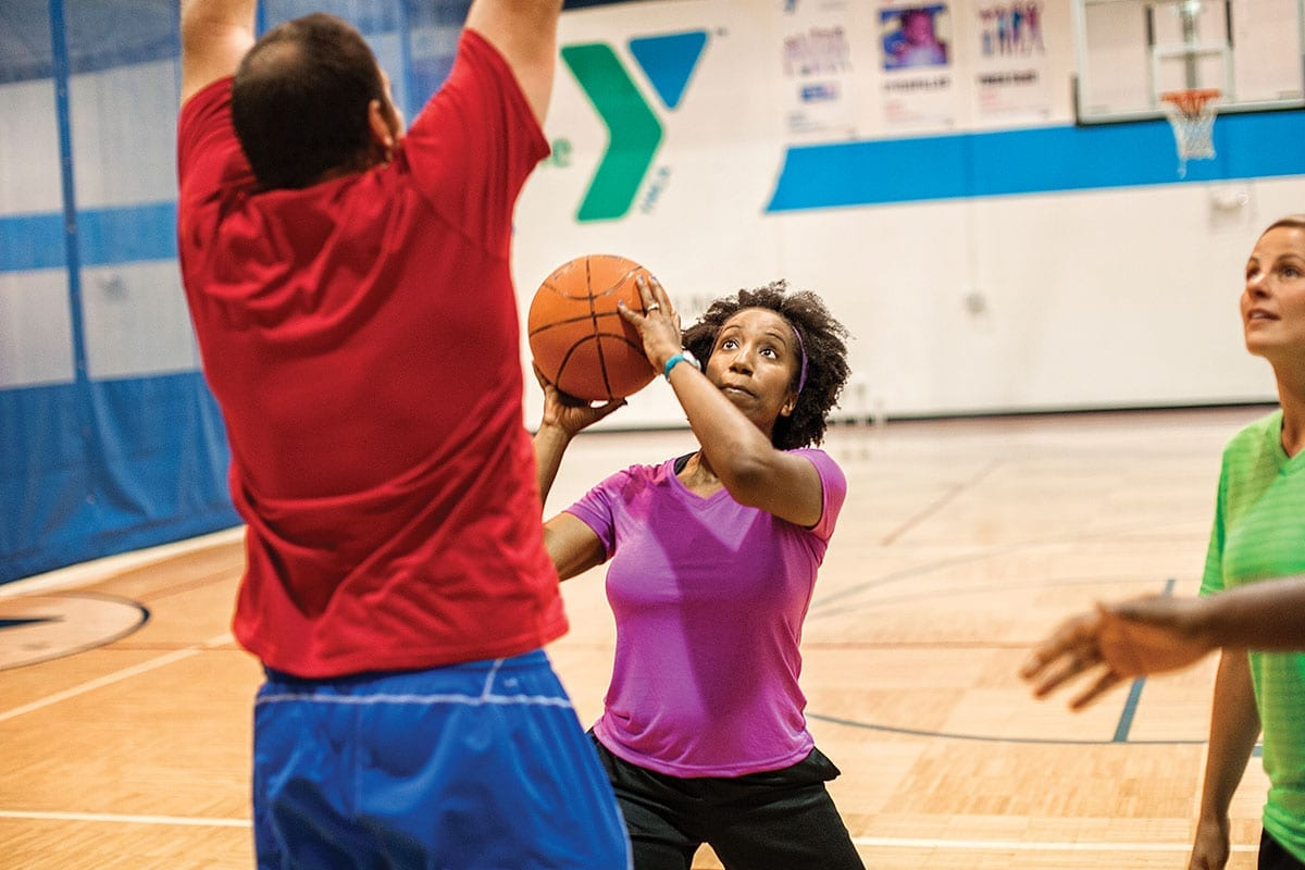 Adult Sports | Programs & Activities | YMCA of Greater Cincinnati