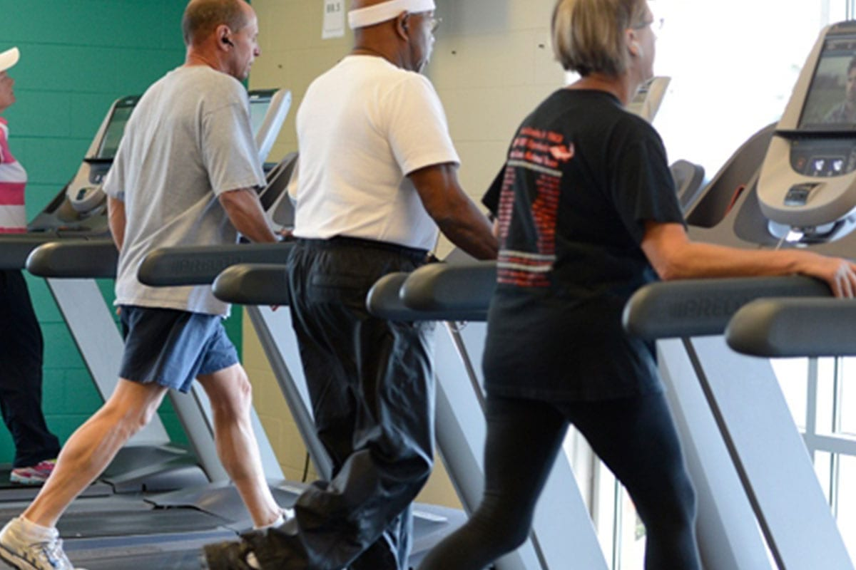 Fitness Center | Powel Crosley, Jr. YMCA | Locations | YMCA of Greater Cincinnati