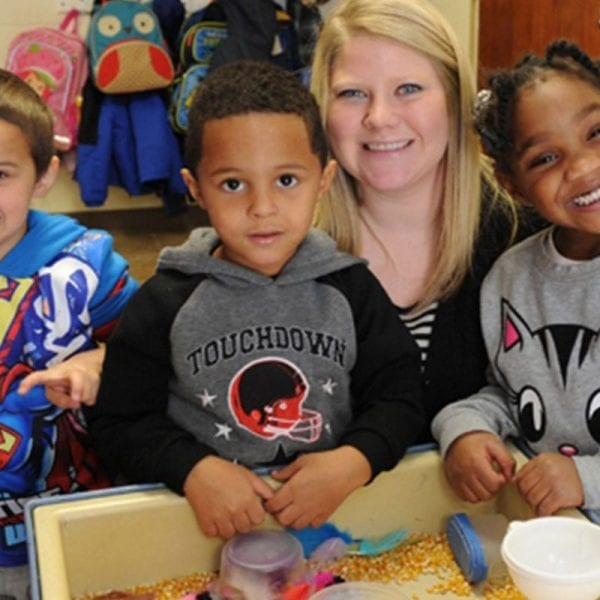 Childcare | Powel Crosley, Jr. YMCA | Locations | YMCA of Greater Cincinnati