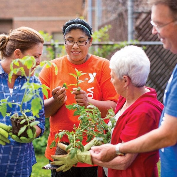 Volunteering | Volunteer for the YMCA | YMCA of Greater Cincinnati