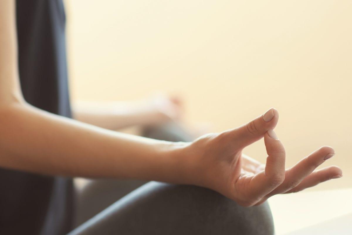 meditation practice self-care