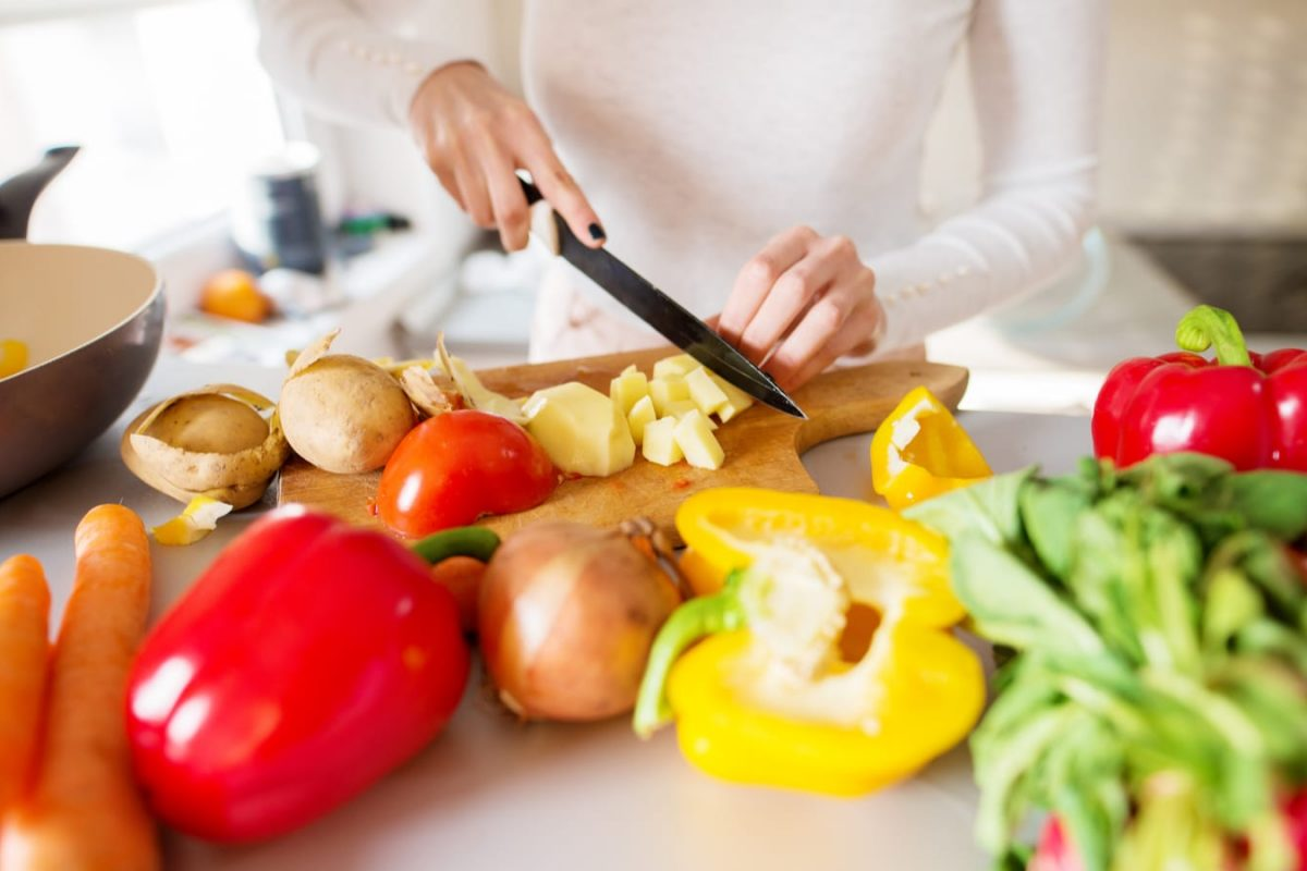 keep up with healthy eating